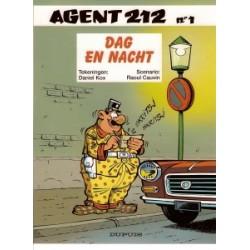 Agent 212 01<br>Dag en nacht
