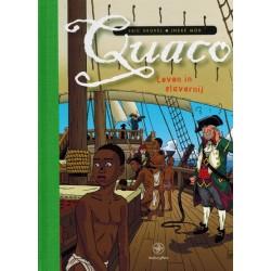 Quaco Luxe HC Leven in slavernij 1e druk 2015