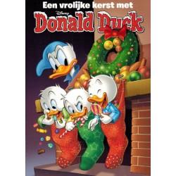 Donald Duck Een vrolijke kerst 1e druk 2016
