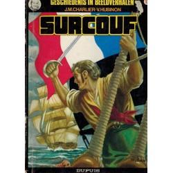 Geschiedenis in beeldverhalen 13% Surcouf deel 1 herdruk
