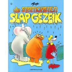 Stamgasten 06 Slap gezeik 1e druk 1986