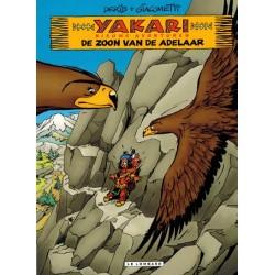 Yakari   Nieuwe avonturen 03 De zoon van de adelaar