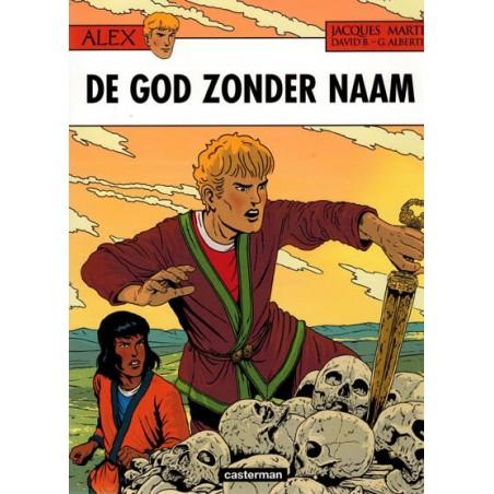 Alex  39 De god zonder naam (naar Jacques Martin)