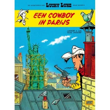 Lucky Luke    008 III Een cowboy in Parijs (naar Morris)
