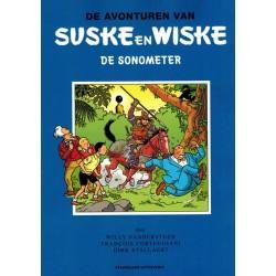Sukse & Wiske   HC De sonometer (naar Willy Vandersteen)