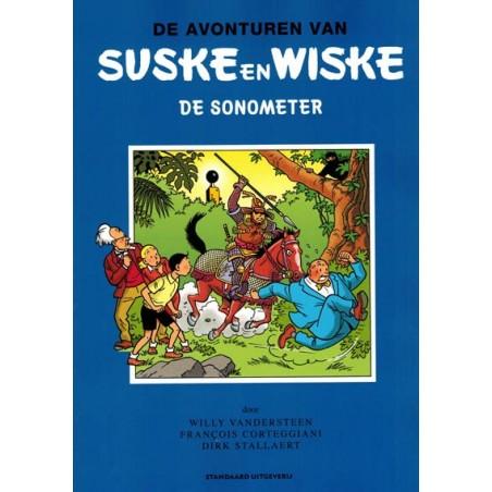 Suske & Wiske De sonometer HC (naar Willy Vandersteen) Blauwe reeks 1e druk 2020