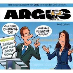 Argus 2020 Het nieuwsoverzicht in meer dan 200 cartoons