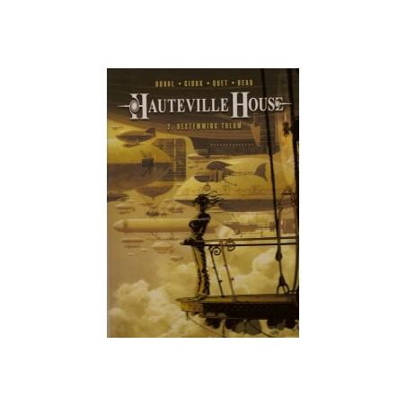 Hauteville House 02 - Bestemming  Tulum HC