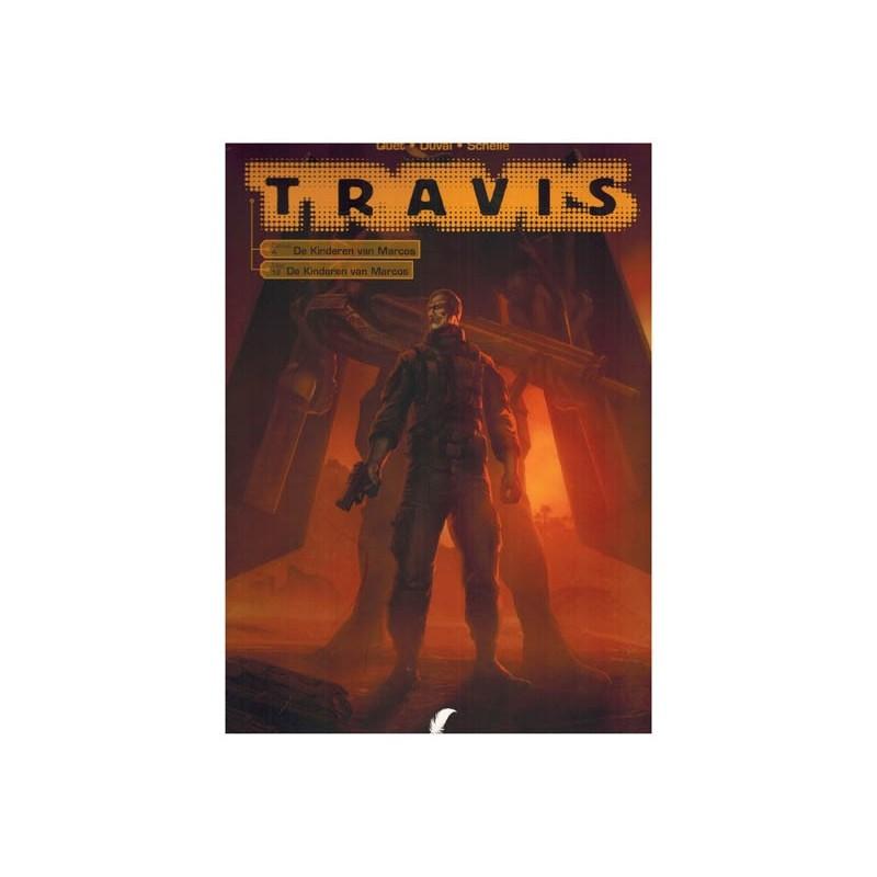 Travis 12 De kinderen van Marcos