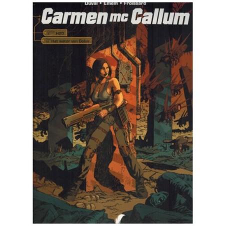 Carmen McCallum 12 Het water van Golan