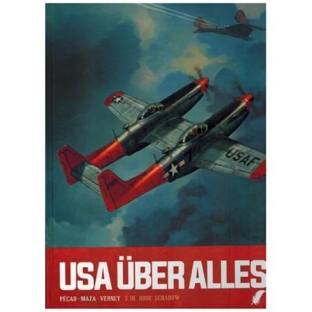 USA uber alles HC 03 De rode schaduw