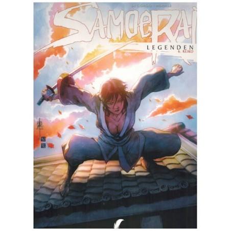 Samoerai  Legenden 06 Reiko