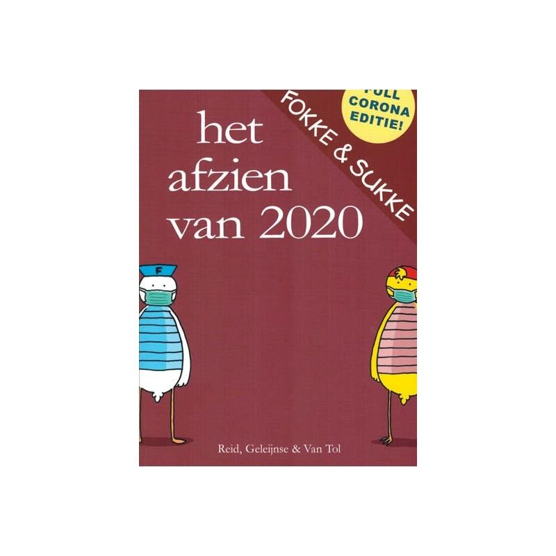 Fokke & Sukke Het afzien van 2020