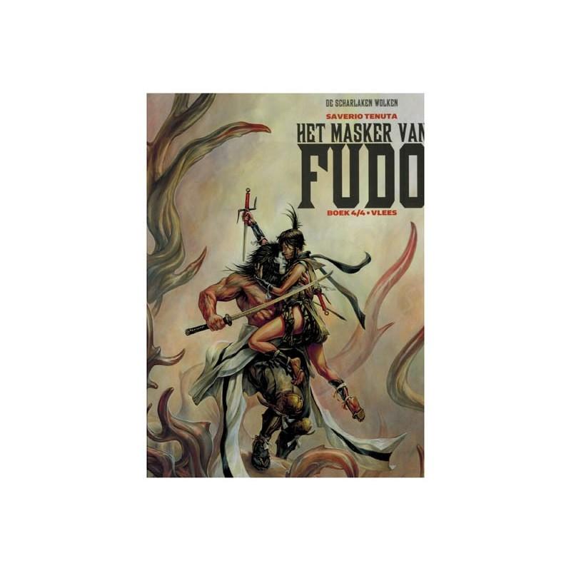 Legende van de Scharlaken wolken Het masker van Fudo 04 Vlees HC