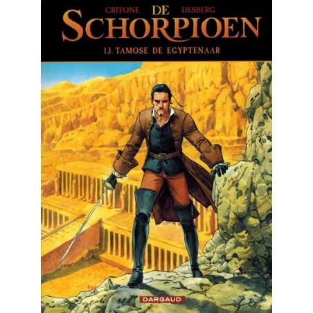 Schorpioen  13 Tamose de Egyptenaar