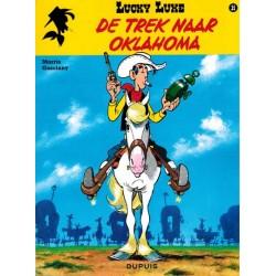 Lucky Luke    14 De trek naar Oklahoma