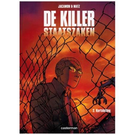 Killer  Staatszaken HC 02 Kortsluiting