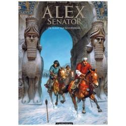 Alex  senator 11 De slaaf van Khorsabad (naar Jacques Martin)