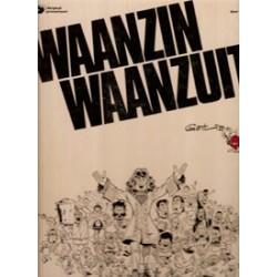 Waanzin Waanzuit set HC deel 1 & 2 1981-1982