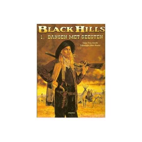 Black Hills 01 Dansen met geesten 1e druk 2000