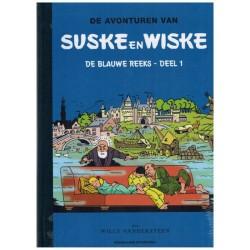 Suske & Wiske   De blauwe reeks integraal Luxe HC deel 1