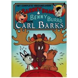 Barney Bear & Benny Burro door Carl Barks HC