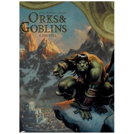 Orks & goblins HC 08 Snuffel