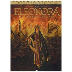 Bloedkoninginnen Eleonora integraal 01 HC De zwarte legende