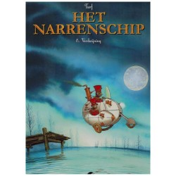 Narrenschip  HC 08 Verdwijning