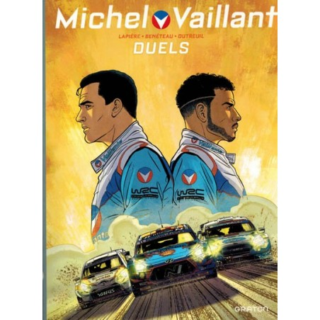 Michel Vaillant   II 09 Duels