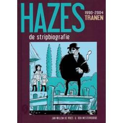 Hazes de stripbiografie HC 03 1990-2004 Tranen