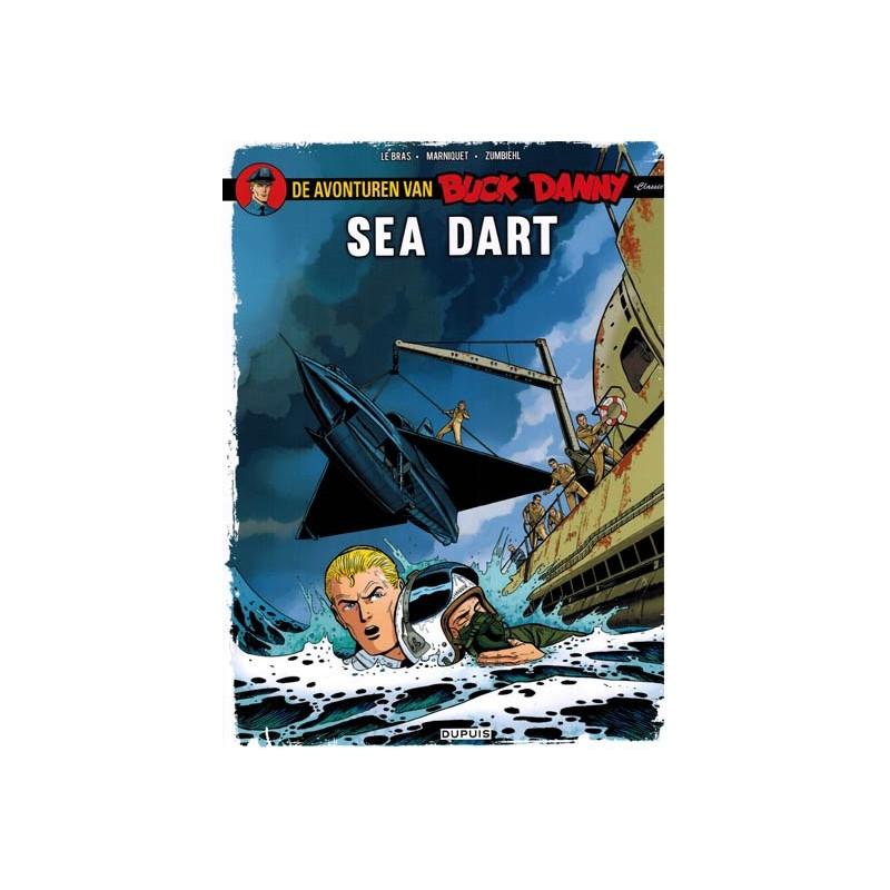 Buck Danny   Classic 07 Sea dart