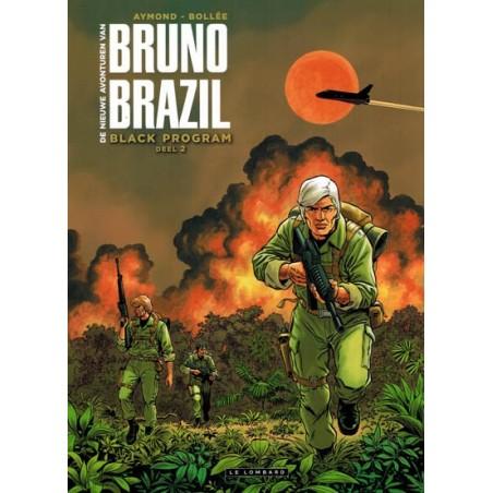 Bruno Brazil  II 02 Black program deel 2 (de nieuwe avonturen)