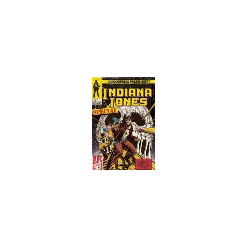 Indiana Jones Special setje deel 1 t/m 4 1e drukken 1985