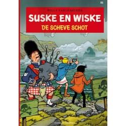 Suske & Wiske  355 De scheve Schot (naar Willy Vandersteen)