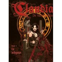 Claudia de vampierridder set deel 1 t/m 4 1e drukken  2011