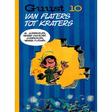 Guust Flater    Chronologisch 10 Van flaters tot kraters [gags 514-548]