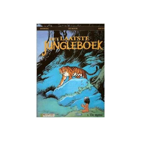 Laatste jungleboek setje deel 1 t/m 4 1e drukken 2004-2007