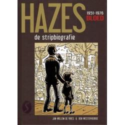 Hazes de stripbiografie HC 01 1951-1976 Bloed