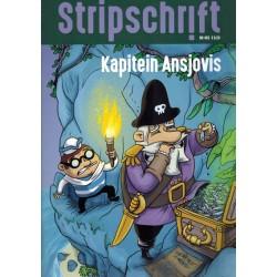 Stripschrift 465 Kapitein Ansjovis