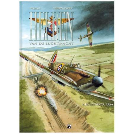 Helden van de luchtmacht 02 El condor pasa