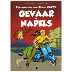 Simon Hardy 02 Gevaar in Napels
