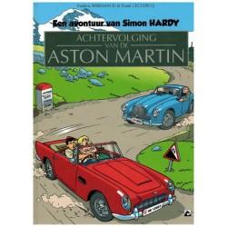 Simon Hardy 04 Achtervolging van de Aston Martin
