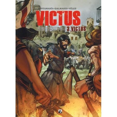 Victus 03 (naar Albert Sanchez Pinol)