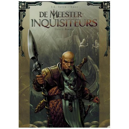 Meester inquisiteurs HC 09 Bakael
