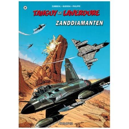 Tangy & Laverdure  31 Zanddiamanten