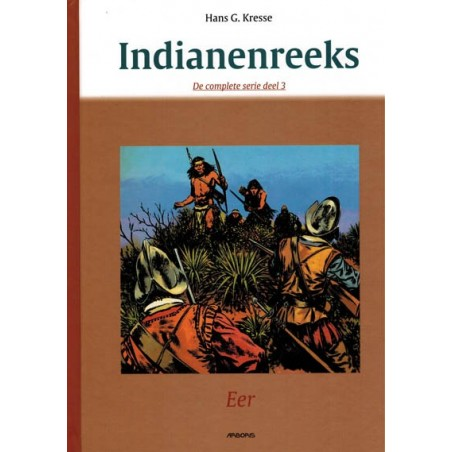 Indianenreeks  integraal HC 03 eer