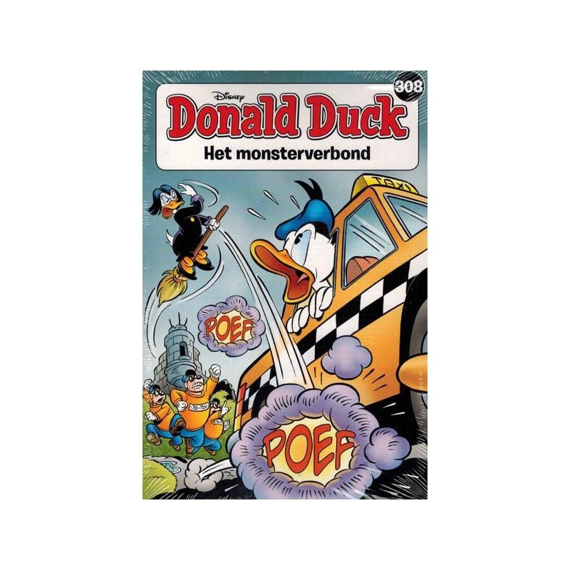 Donald Duck  pocket 308 Het monsterverbond
