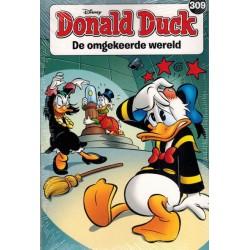 Donald Duck  pocket 309 De omgekeerde wereld