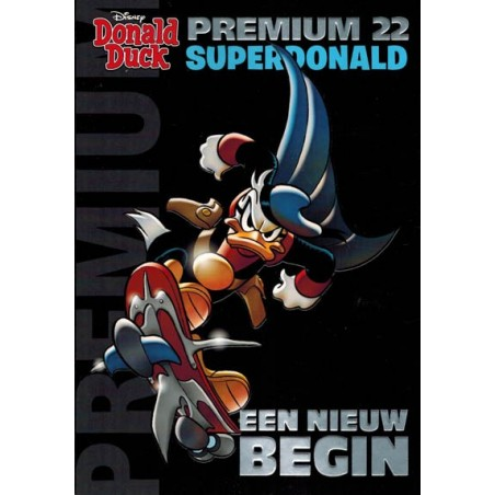 Donald Duck  Premium pocket 22 Superdonald Een nieuw begin